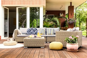 5 More Patio Design Ideas
