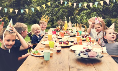Plan the Perfect Kids' Party in Your Own Backyard