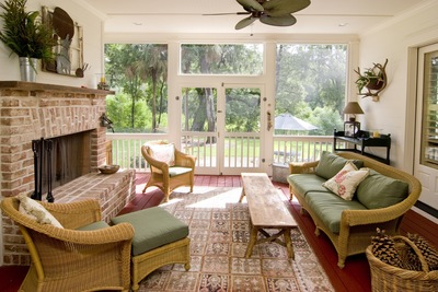 Decorating Ideas for Your Florida Sunroom
